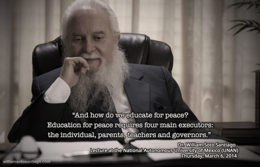 002- How do you educate for Peace