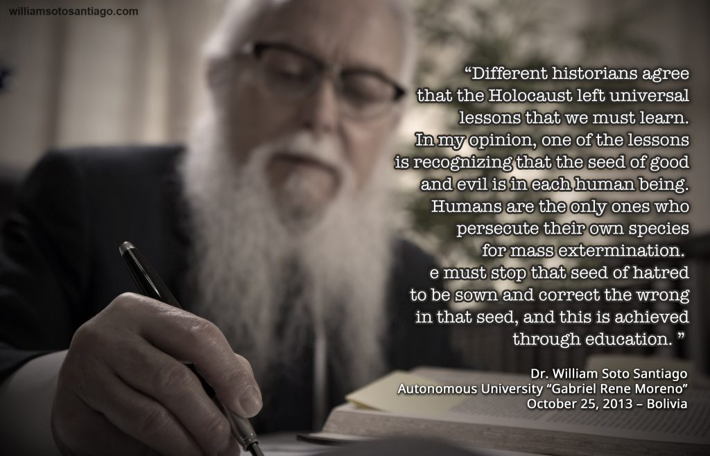 021 - Teachings of the Holocaust