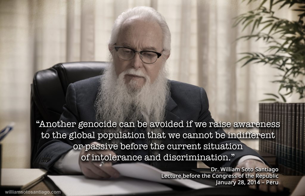 041 - A new genocide