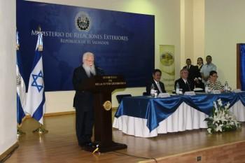 Discurso 27 Agosto 2013 Ministerio De Relaciones Exteriores El