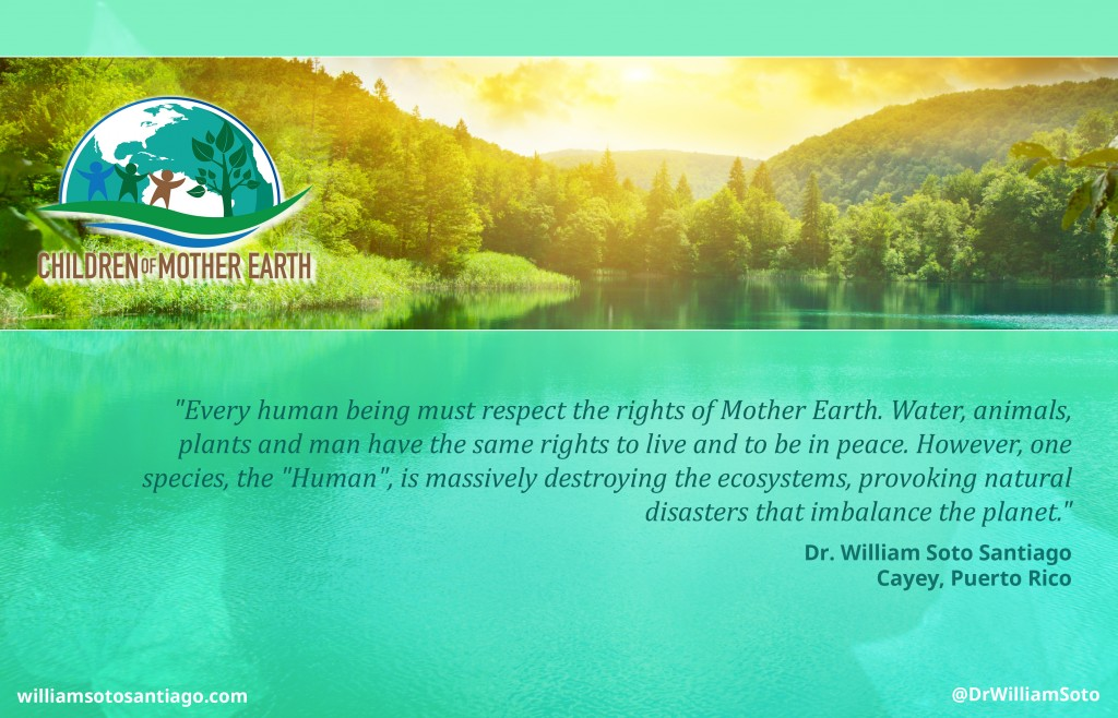 PP-025 - Respect Mother Earth